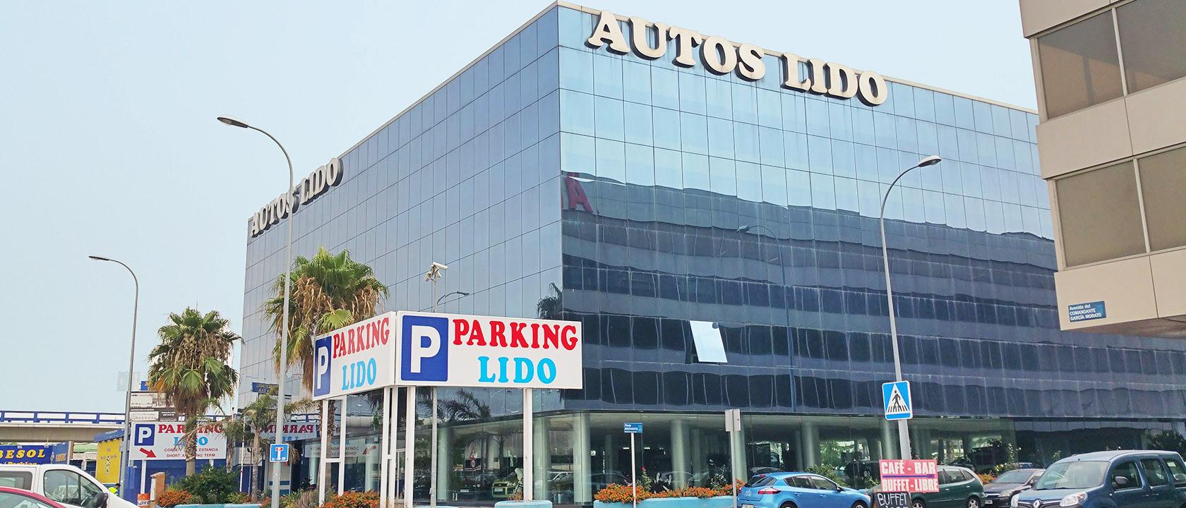Parking Lido 1